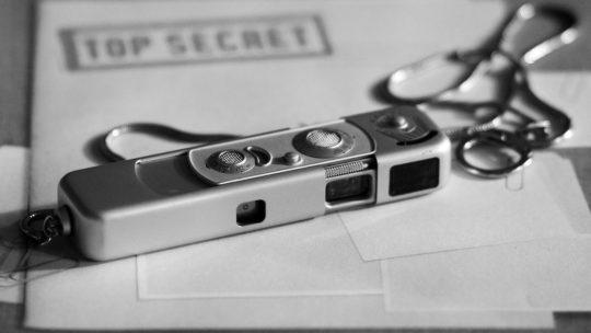 Le top de l'équipement de surveillance et d'espionnage